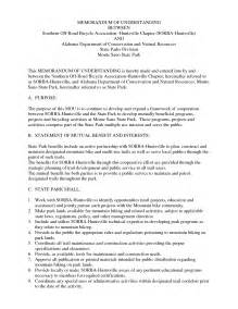 Template For A Memorandum Of Understanding by Memorandum Of Understanding Template Http Webdesign14