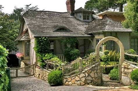 cottage style homes for sale fairy carmel cottage house in california