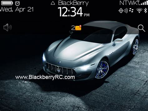 Maserati Ringtone by Maserati Blackberry Themes Free Blackberry Apps