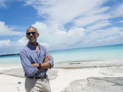 Obama Island | obama on historic midway island touts his conservation