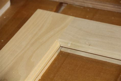 Stile and Rail Cabinet Door   A Concord Carpenter