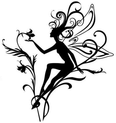 black fairy tattoo designs fairies images designs