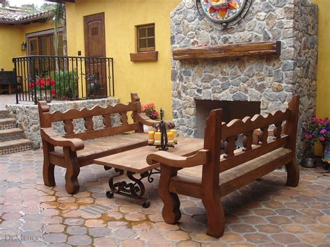 outside home decor spanish style outdoor entry home decorating ideas