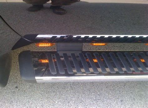 truck running board lights running board leds yay or nay ford f150 forum