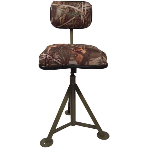 duck swivel seat tanglefree 174 blind stool 283684 stools chairs seat