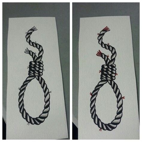 noose tattoo designs traditional noose flash flash