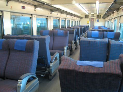 Interior Be by Railways Z Type Carriage
