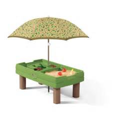 shop step2 naturally playful sand and water activity