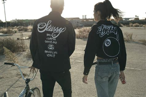 stussy women 2014 fall winter collection the vandallist