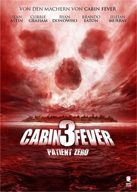 cabin fever symptoms more flesh eating and not zombies this time drinkin