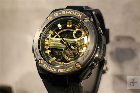 G Shock casio s g shock is the new definition of a hybrid smartwatch