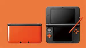new nintendo 3ds xl colors black orange and black turquoise 3ds xl colors
