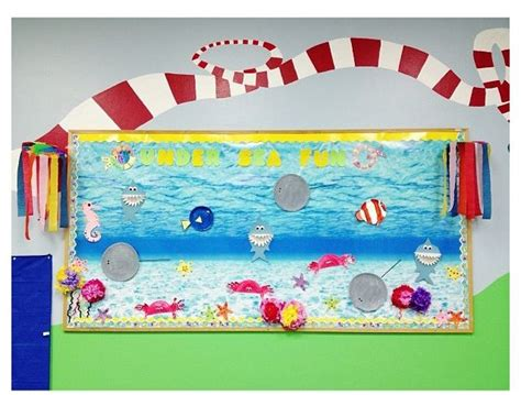 theme board exles 16 best images about ocean bulletin boards on pinterest