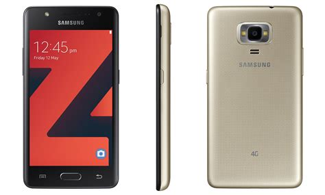 Samsung Z4 Samsung Promises Tizen Phones Aren T Dead With The Budget Z4
