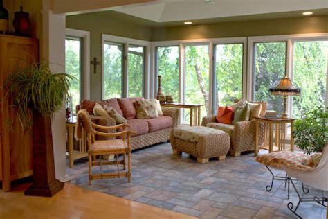 three season room flooring sunroom traditional family room milwaukee by interior changes home design