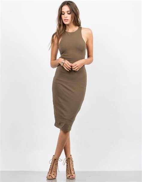 Dress Of The Day Karoo By Eisen Banded Turtleneck by Banded Simple Midi Dress Bodycon Dress Day Dress 2020ave