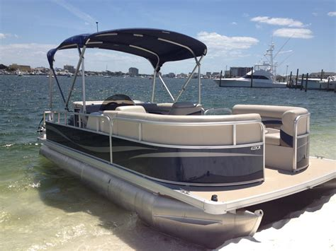 destin florida boat rental prices destin pontoon rentals
