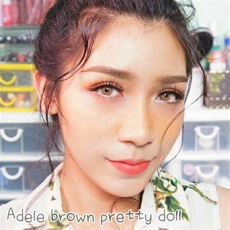 Softlens Prettydoll Himalaya Thailand Pretty Lens Doll Thailand Mura pretty adele brown softlens