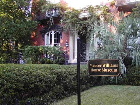 Mercer Williams House by Midnight In The Garden Of And Evil House House