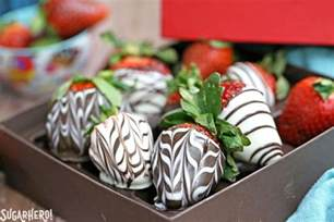 where to buy chocolate dipped strawberries chocolate covered strawberries five ways sugarhero