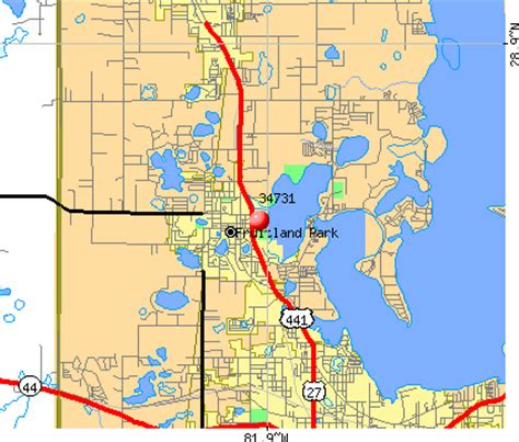 map of fruitland park florida 34731 zip code fruitland park florida profile homes