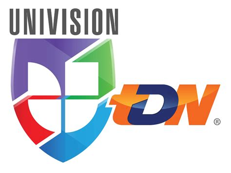 univision tdn logopedia the logo and branding site