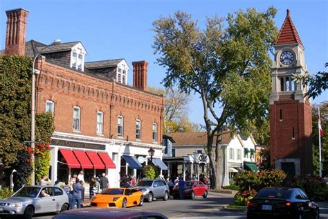 Most Charming Towns In America by Getaway Weekend Getaway To Niagara On The Lake Where Ca