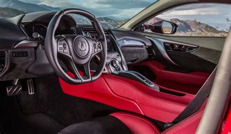 2020 Acura Nsx Price by 2020 Acura Nsx Review Price Specs 2018 2019 Acura