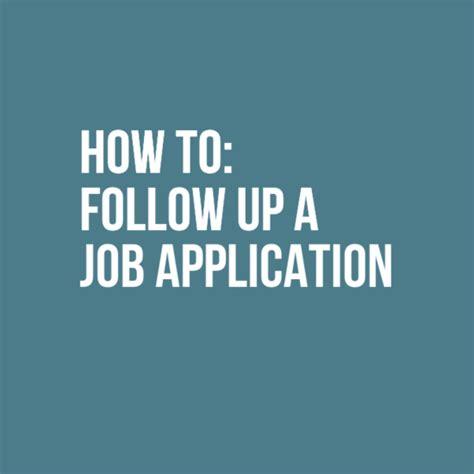 how to follow up a application go zambia jobsgo zambia