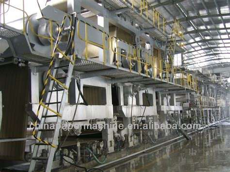 Fourdrinier Paper Machine - boxboard paper machine buy paper machine paper