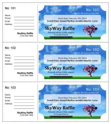 sample raffle ticket template 22 pdf psd illustration word tickets