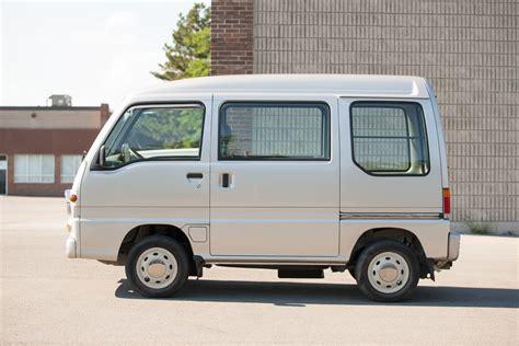subaru sambar micro van  drive