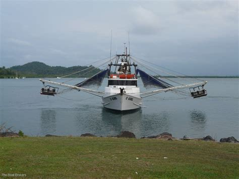 boats online queensland prawn trawler commercial vessel boats online for sale