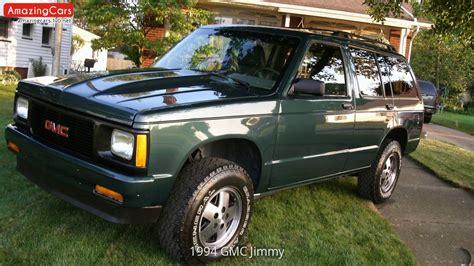 gmc jimmy 1994 1994 gmc jimmy