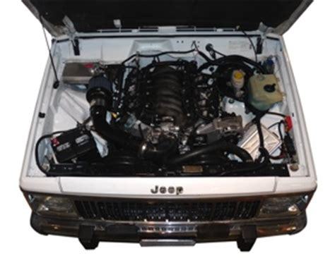 Jeep Ls Engine The Novak Guide To Installing Chevrolet Gm Engines Into