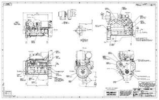 cummins engine drawings seaboard marine