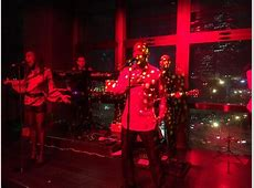 MEI Bar Has a New Band, The Freddie James Project, and ... Leonard Cohen Hallelujah Song
