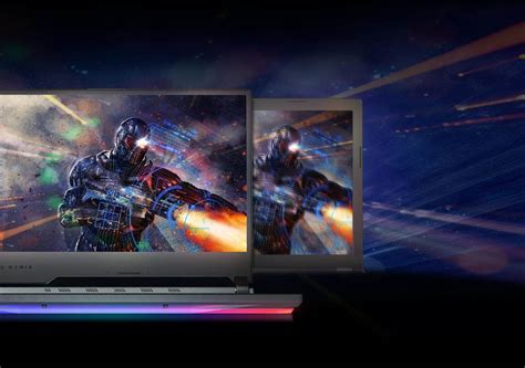 asus rog strix scar iii and iii feature the i9 9980h and nvidia rtx 2070 along with an