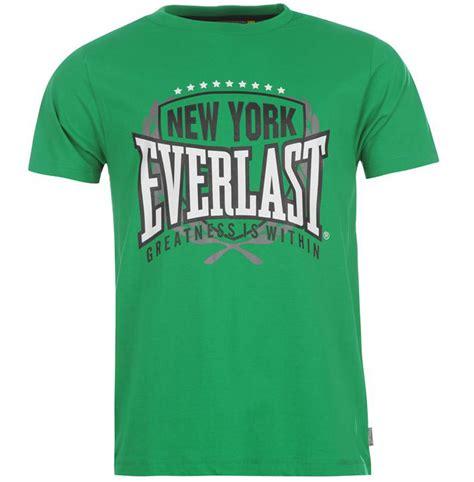 everlast mens classic t shirt s m l xl 2xl 3xl 4xl box