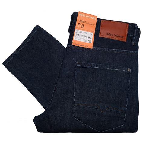 Hugo Comfort Fit by Hugo Orange Orange81 Barcelona Comfort Tapered Fit