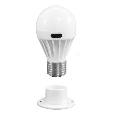Promier Porta Bulb Battery Powered Light Bulb Portable Cob Led Light Bulbs