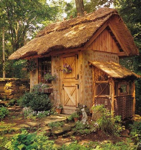 Hobbit Kitchen by Cottage Garden Sheds Cottage Shed Garden Sheds Pinterest