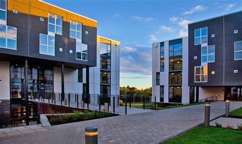 Heriot Watt Scotland Mba by Heriot Watt Student Residences Unveiled October 2012