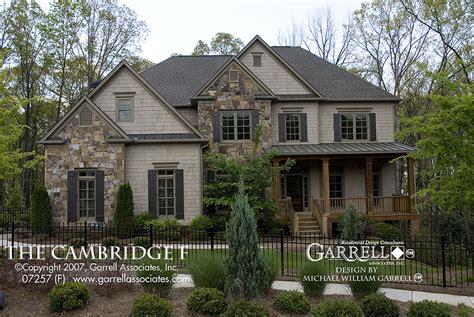 cambridge f house plan house plans by garrell associates