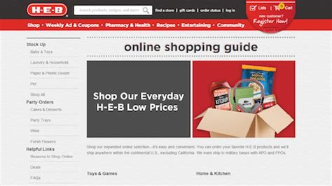 heb service desk hours h e b launches store shipping to 46 states and