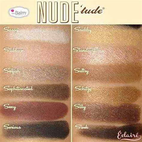 Eyeshadow The Balm 9 best images about the balm tude on instagram eyeshadow and for