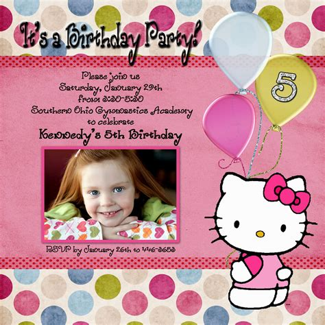 birthday invitation card birthday invitation card maker - Birthday Invitation Card Maker Free