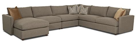 klaussner canyon sectional sofa klaussner leisure casual sectional sofa dunk bright