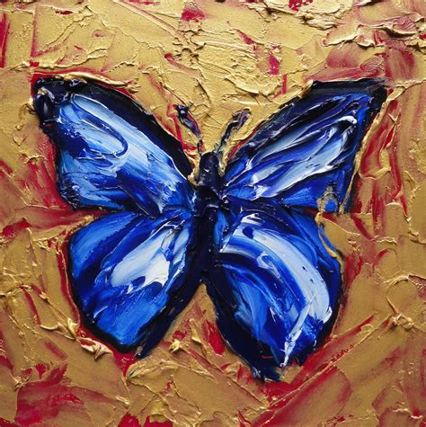 Butterfly P butterfly paintings on butterfly painting