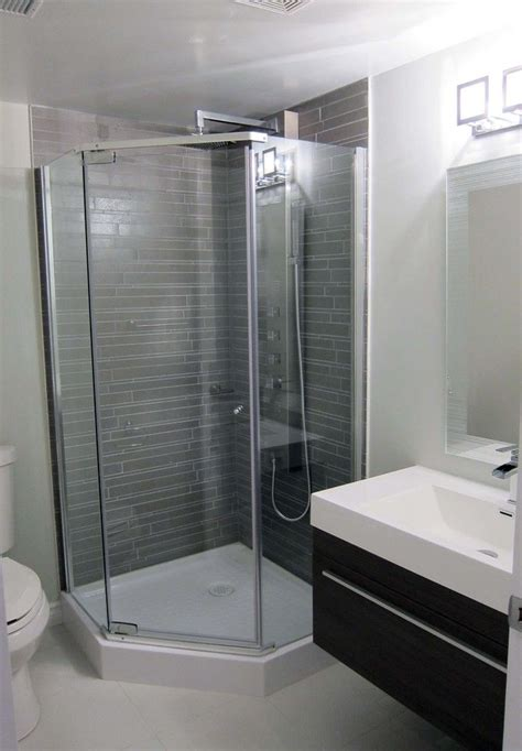 marvelous basement shower stall 12 bathroom shower stalls tile ideas smalltowndjs com 13 best bathroom ideas images on pinterest small tiled